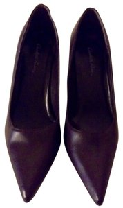Charlotte Russe Work Brown Pumps