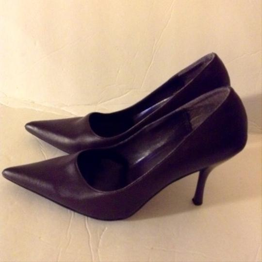 Charlotte Russe Work Night Out Pointy Heels Brown Pumps