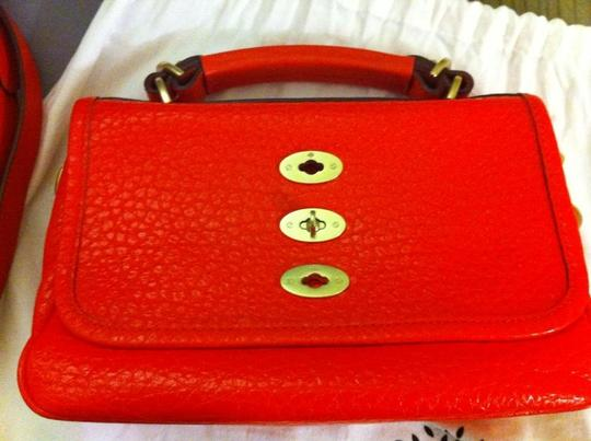 Mulberry Leather Luxury Editor Choice Cross Body Bag