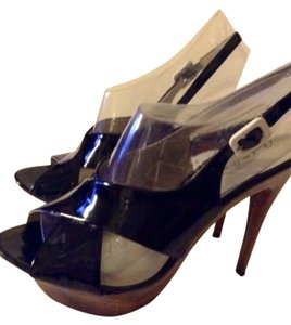 Charlotte Russe Heels Sandals Black Pumps