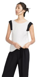 Zara Black & Top White