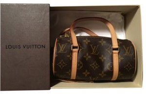 Louis Vuitton Tote in Lv Monogram Brown