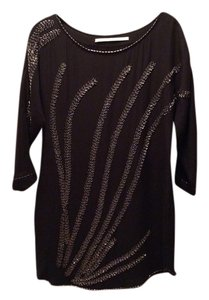 Twelfth St. by Cynthia Vincent Beaded Sequin Dress