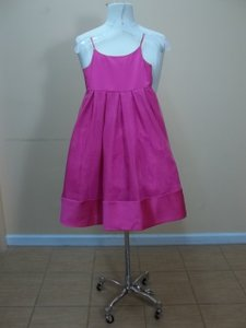 Alfred Angelo Fuchsia 6638 Size 6 Dress