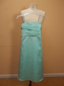 Alfred Angelo Seafoam 6333 Size 6 Dress