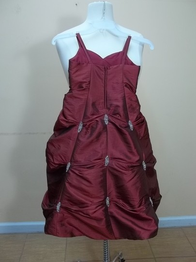 Alfred Angelo Ruby 6465 Size 5 Dress
