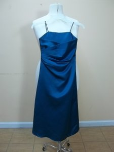 Alfred Angelo Tealness 6493mm Size 6x Dress
