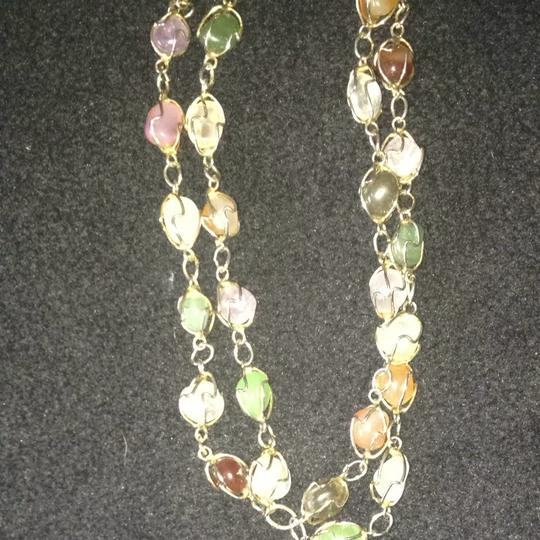 Other Stone Necklace