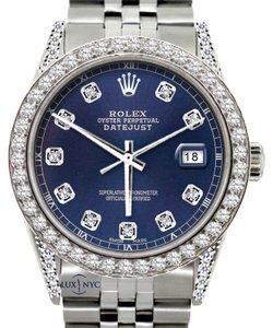 Rolex ROLEX MEN'S DATEJUST DIAMOND WATCH
