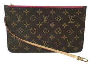 Louis Vuitton Neverfull Neverfull Mm Wristlet in .