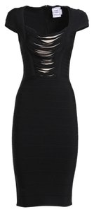 Hervé Leger Anne Herve M Herve Anne Dress
