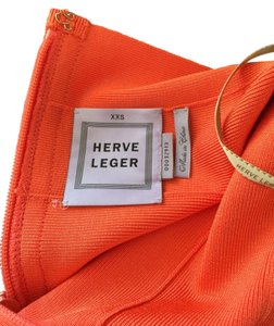 Herv Leger Mini Skirt