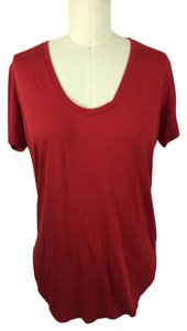 Helmut Lang T Shirt Red