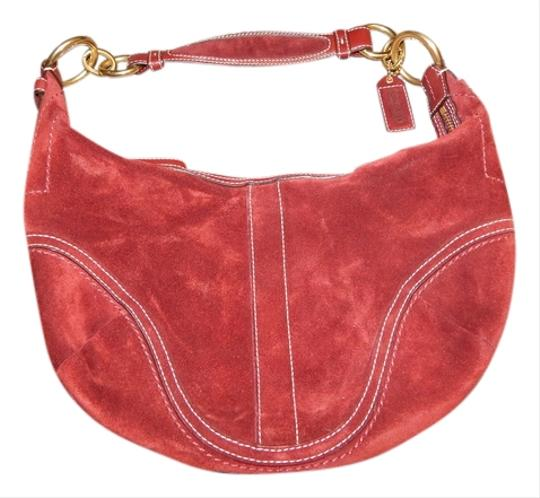Preload https://item5.tradesy.com/images/coach-red-suede-hobo-bag-1156664-0-0.jpg?width=440&height=440