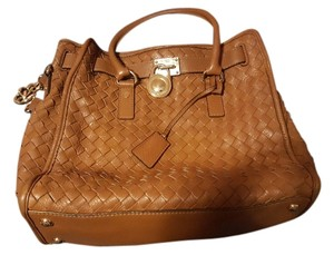 Michael Kors Tote in Leather/brown