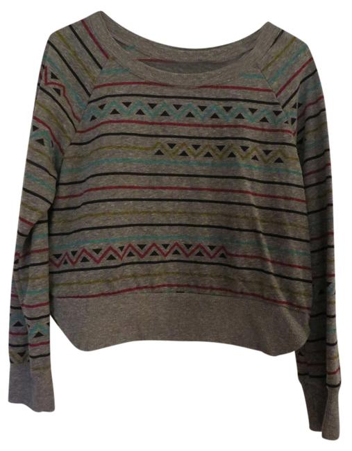 Item - Urban Outfitters Geometric Grey Sweater