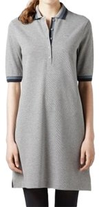 Lacoste short dress Gray on Tradesy