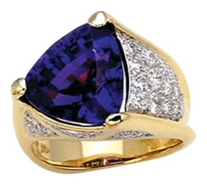 Ella Bridals Lady's Tanzanite Diamond Ring