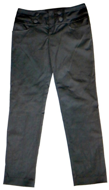Guess Trouser Pants Black