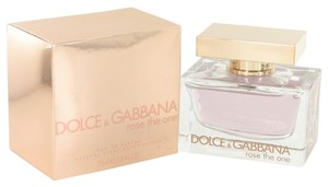 Dolce&Gabbana Dolce & Gabbana ROSE THE ONE Womens Perfume 2.5 oz 75 ml Eau De Parfum Spray