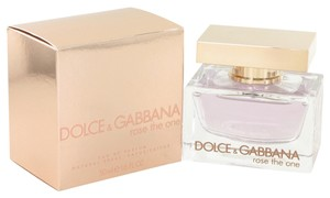 Dolce&Gabbana Dolce & Gabbana ROSE THE ONE Womens Perfume 1.6 oz 50 ml Eau De Parfum Spray