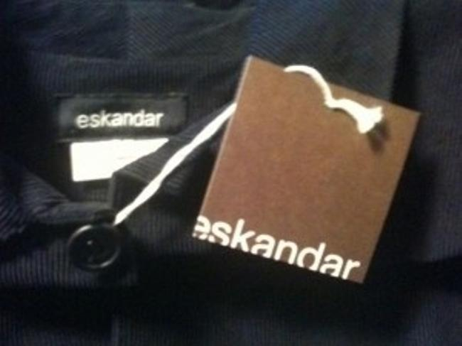 Eskandar Black Jacket