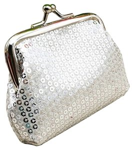 Cute Sequin Coin Change Purse Free Shipping