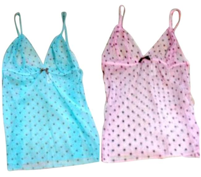 Satori Intimates Top Pastel Pink/Blue