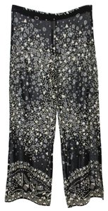 Donne Di PIERA La Perla Wide Leg Pants Black