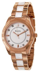 Bulova Bulova Diamonds Women's Quartz Watch 98P138
