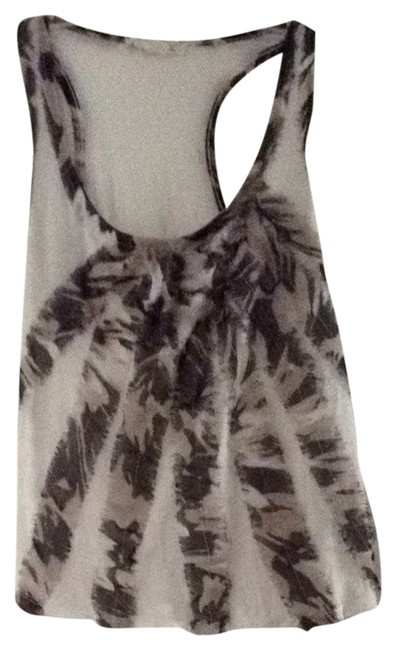 Preload https://item3.tradesy.com/images/lush-white-tan-and-black-tank-topcami-size-4-s-1157472-0-0.jpg?width=400&height=650