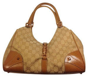Gucci Tote in Tan / Brown
