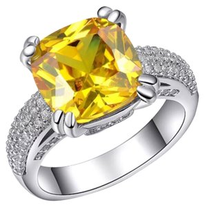 Other Oversized Yellow Sapphire