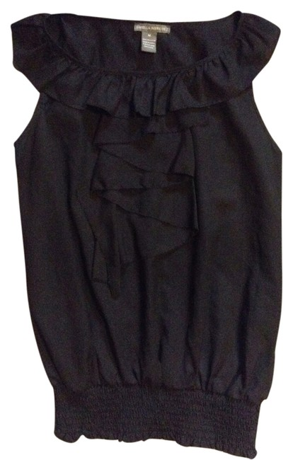 Isabella Rodriguez Top Black