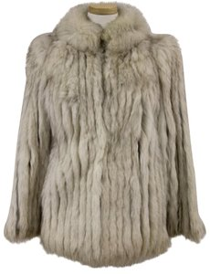Saga Furs Fur Jacket Fur Real Fur Fur Coat