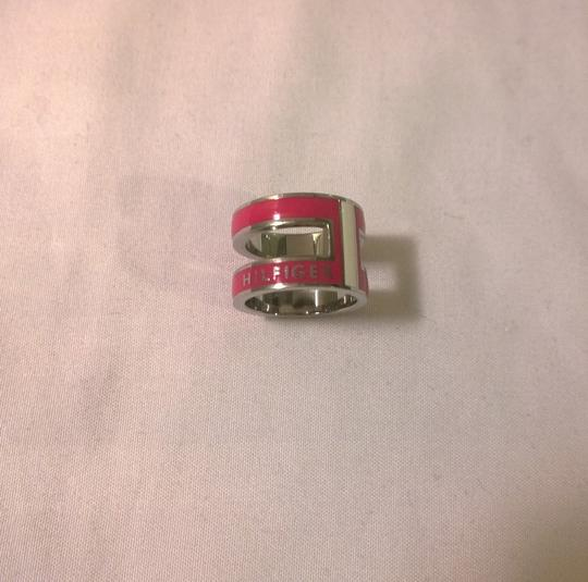 Tommy Hilfiger Tommy Hilfiger Double Hot Pink Ring