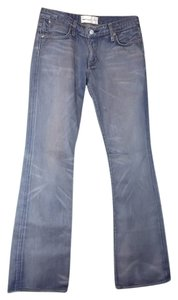 Paper Denim & Cloth 29 Boot Cut Jeans-Light Wash