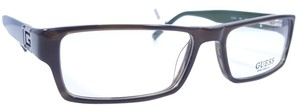 Guess GUESS GU1637 Eyeglasses Color GRN Green ~ Size 53 mm