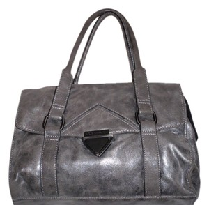 BCBGeneration Handbag Tote Satchel in gray