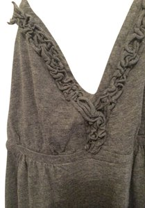 Express short dress Grey Boho Boho Soft Comfortable on Tradesy
