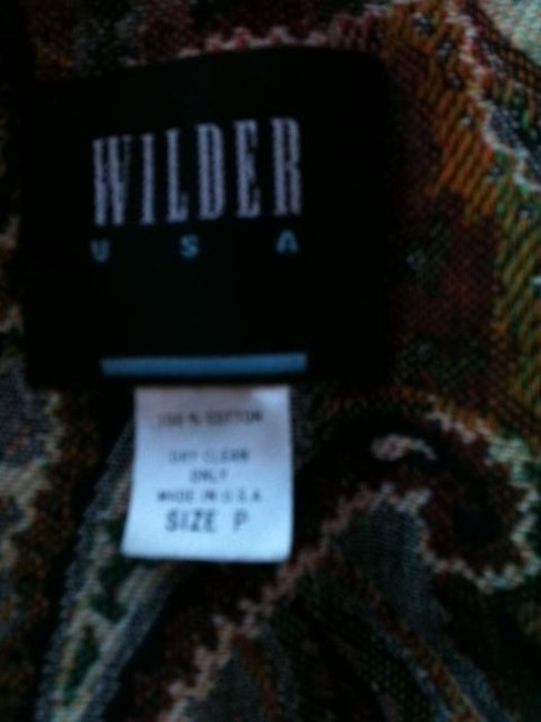 Wilder USA Tapestry Blazer