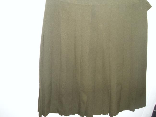 Jones NY Retro Cheerleader Schoolgirl Professional Sheer Skirt