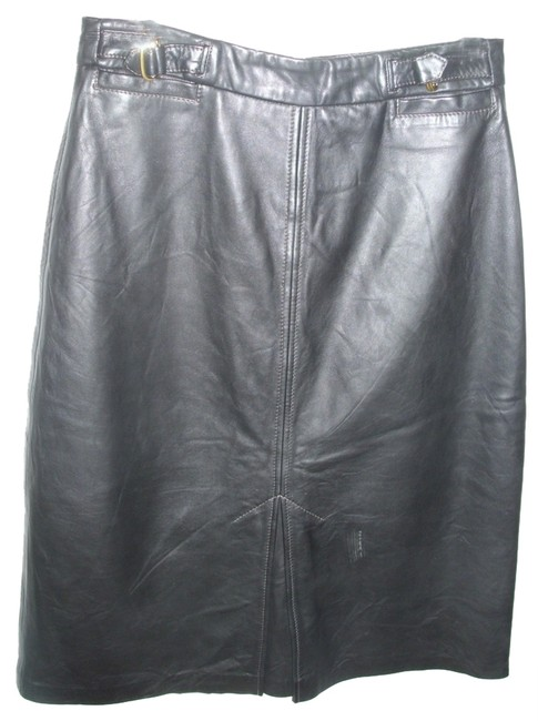Preload https://img-static.tradesy.com/item/1157879/gap-black-leather-moto-goth-rock-and-roll-leather-size-2-xs-26-0-0-650-650.jpg