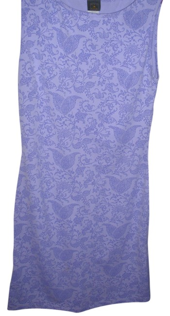 Blu Reed short dress lilac Work Night Out Comfortable Stretch Youthful on Tradesy