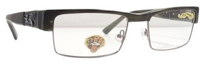 Ed Hardy ED HARDY EHO 752 Eyeglasses Color Green ~ Size 55 mm