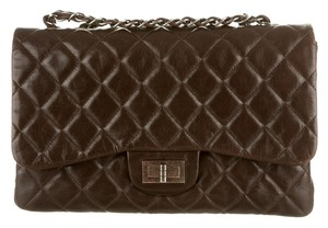 Chanel Hybrid Reissue Classic Jumbo 2.55 Shoulder Bag