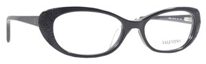 Valentino VALENTINO V2609 Eyeglasses Color 001 Black ~ Size 52 mm