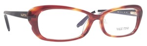 Valentino VALENTINO V2603 Eyeglasses Color 725 Blonde Havana ~ Size 53 mm