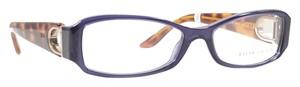 Ralph Lauren RALPH LAUREN RL6070 Eyeglasses Color 5276 Blue ~ Size 52 mm