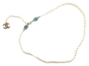 Chanel Chanel Classic Pearl CC Belt/necklace